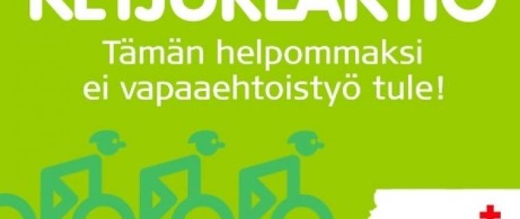 Innokas Medicalilla pyöräillään ilmastonmuutosta vastaan